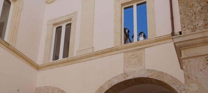Conversazioni a Palazzo Di Paola. Incontro con il Prof. Fabrizio Della Seta