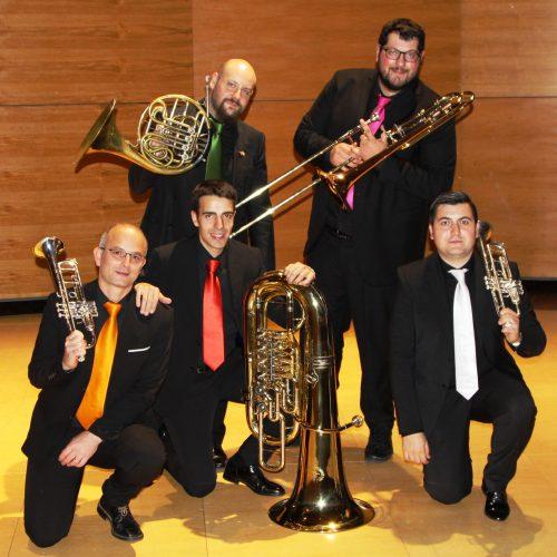 Musica in Tour: il 17 marzo a Navelli il Marsican Brass Quintet