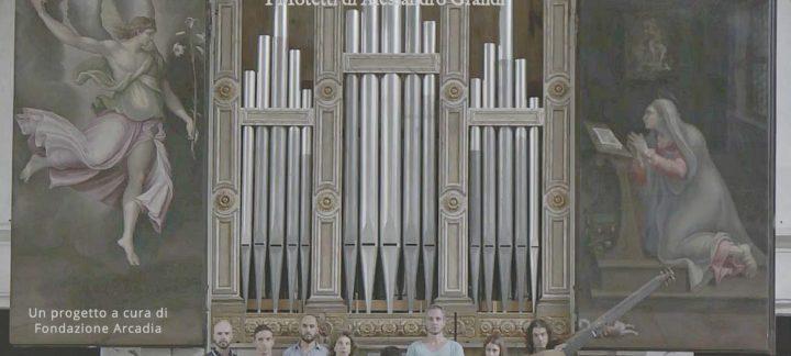 Celesti Fiori: I Motetti di Alessandro Grandi con Accademia d'Arcadia