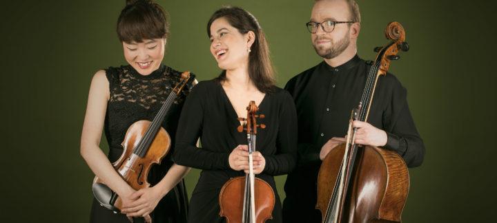 Il Trio Boccherini esegue l'op. 9 di Beethoven
