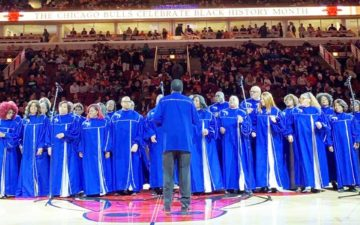 CHICAGO MASS CHOIR