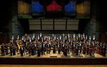 """Il primo concerto di Chopin e la terza sinfonia """"Eroica"""" di Beethoven con la North Czech Philharmonic Orchestra"""