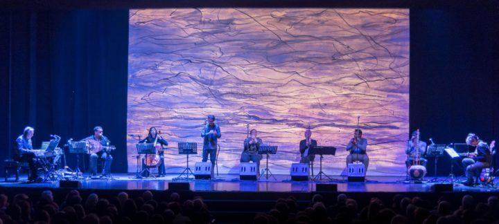 """Orchestra di Piazza Vittorio in """"Credo"""""""