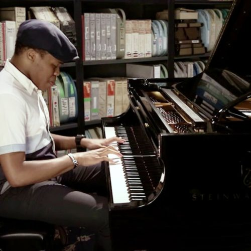 NATALE IN JAZZ: isaiah thompson trio