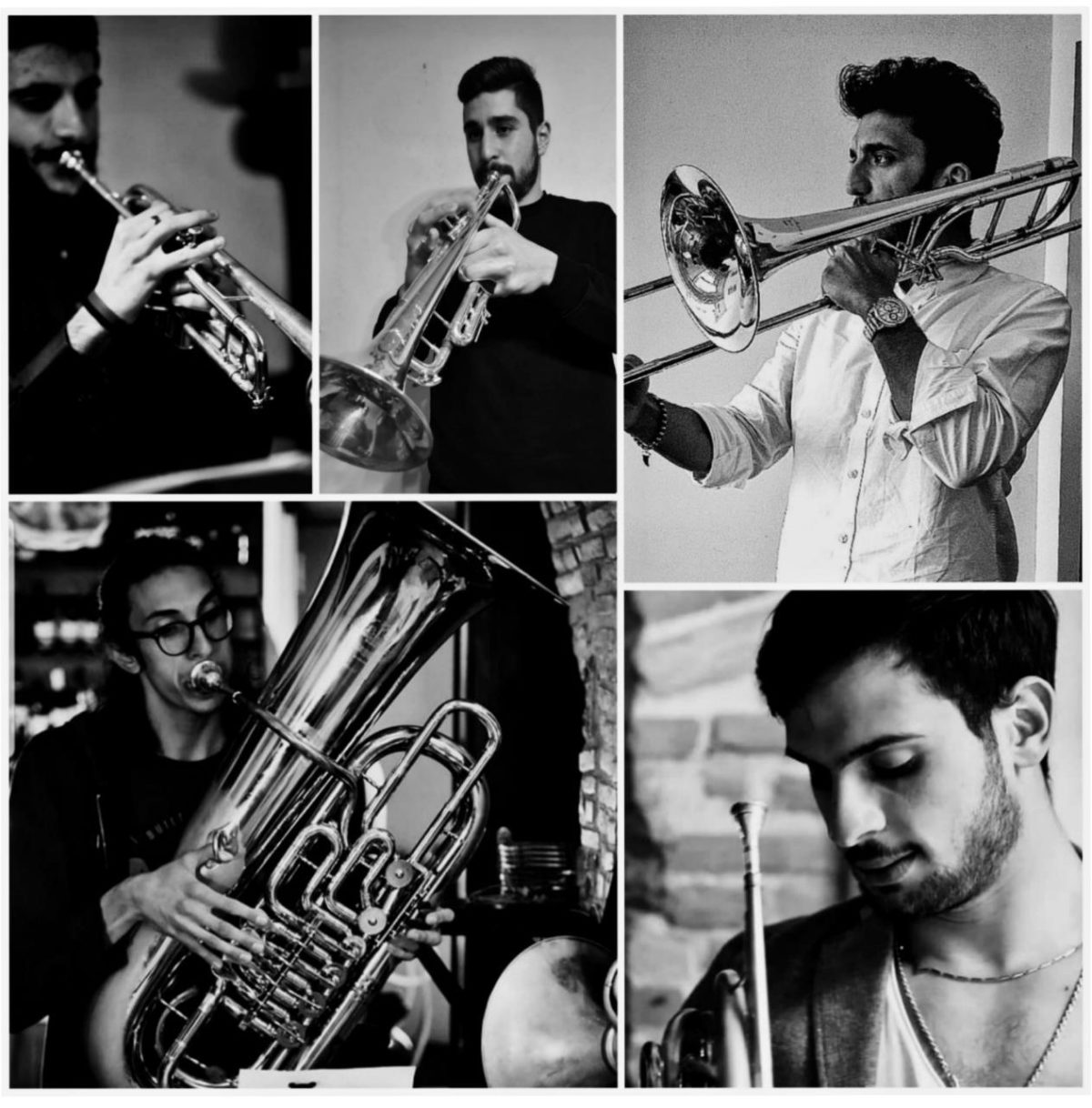 Caesar's Brass Quintet