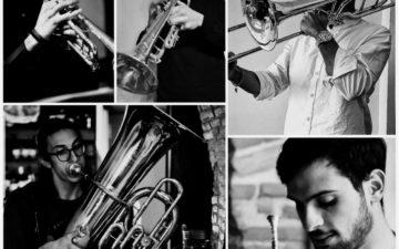 Musica in Tour. A Bussi Sul Tirino il Caesar's Brass Quintet