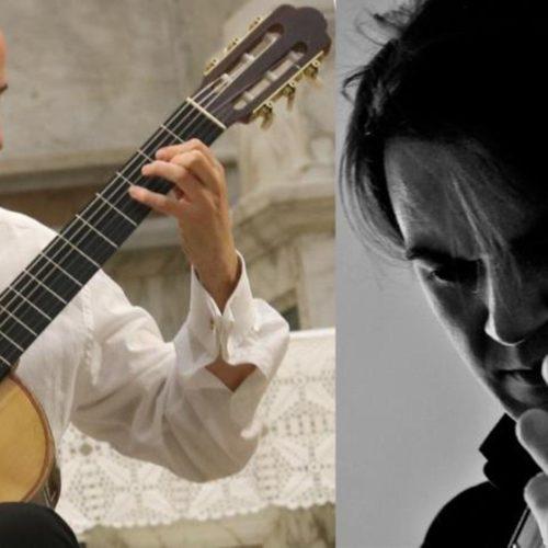 Musica in Tour a Bussi Sul Tirino. Duo chitarristico Giulio Tavaniello e Giacomo Carletti