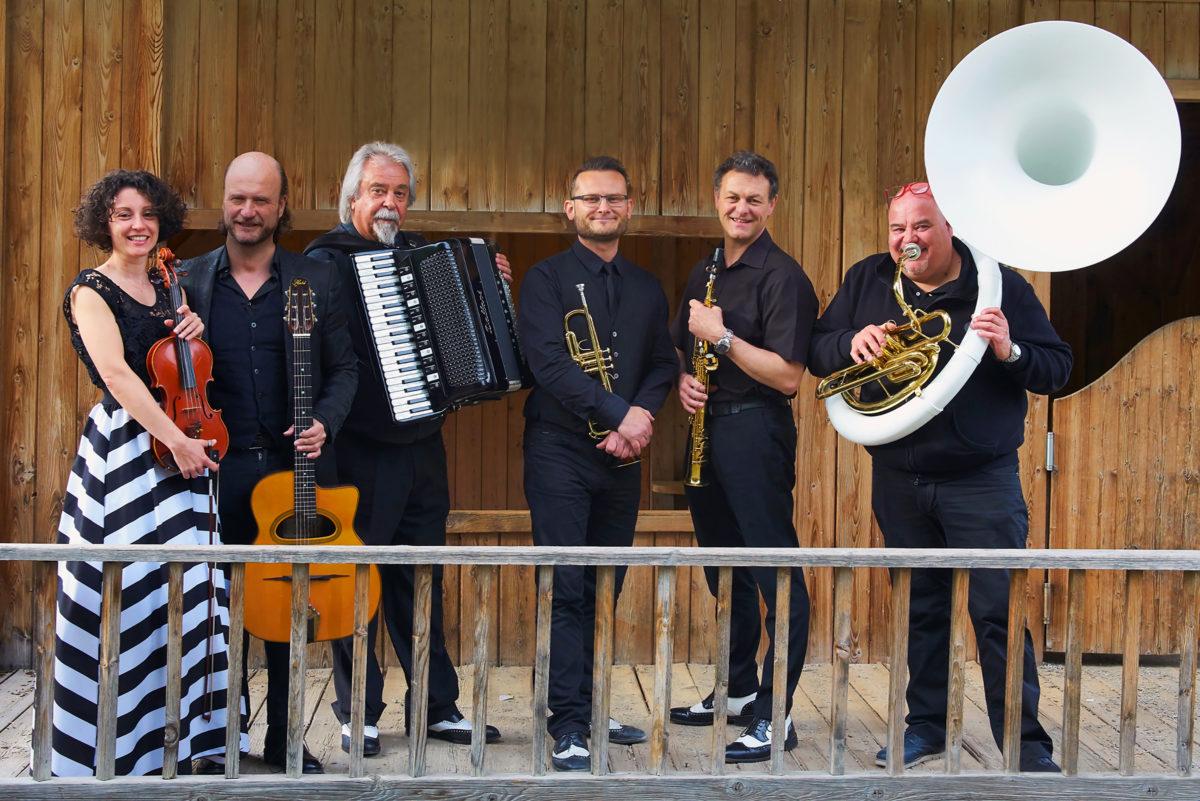 ZIGANOFF jazzmer band