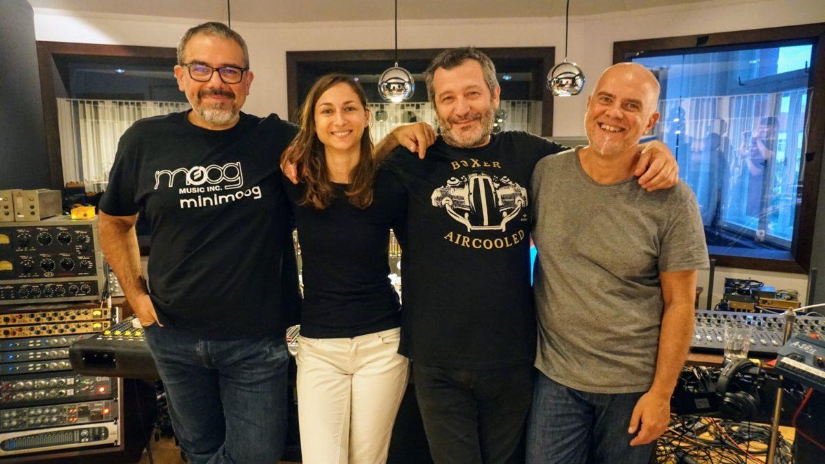Campobasso & Manzoni Quartet
