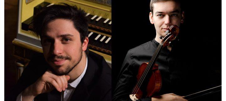 Duo Gabriele Pro violino e Cristiano Gaudio organo