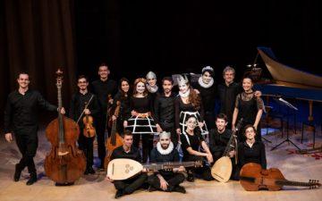 """""""La Circe"""" operetta a tre di Alessandro Stradella"""