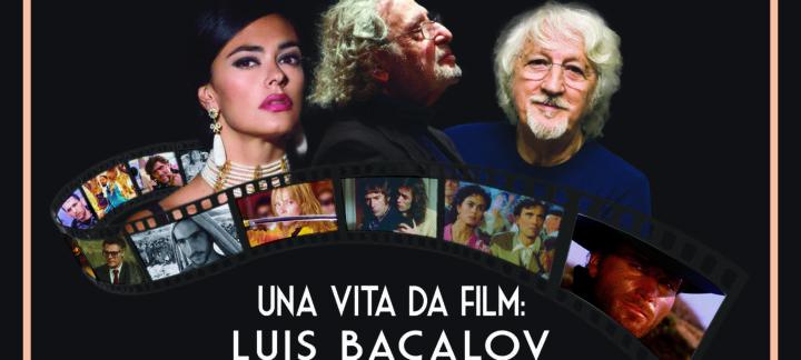 Una vita da Film: Luis Bacalov con Maria Grazia Cucinotta, Vittorio De Scalzi e ÀNEMA