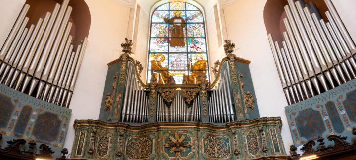Rassegna Organistica: EUGENIO MARIA FAGIANI inaugurazione dell'Organo di Vincenzo Mascioni (1939) nella Basilica di San Bernardino da Siena