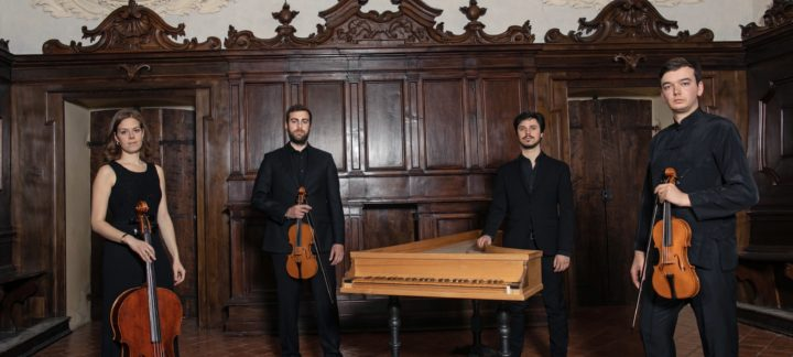XXV Rassegna di musica antica: Carlotta Colombo con Anima&Corpo per le Cantate italiane di Händel