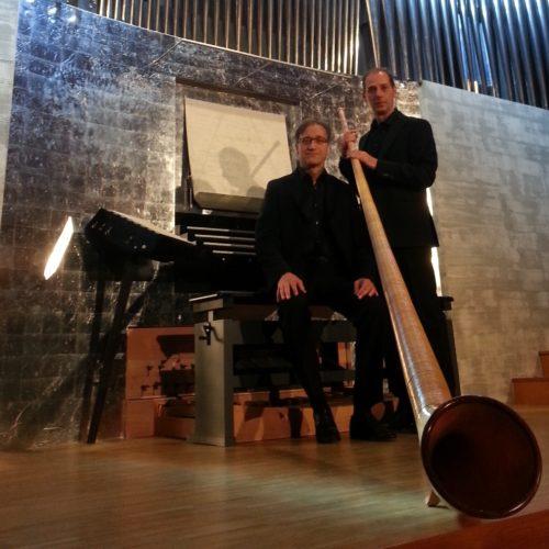 Rassegna Organistica: Carlo Torlontano con il corno delle alpi e Francesco Di Lernia organista