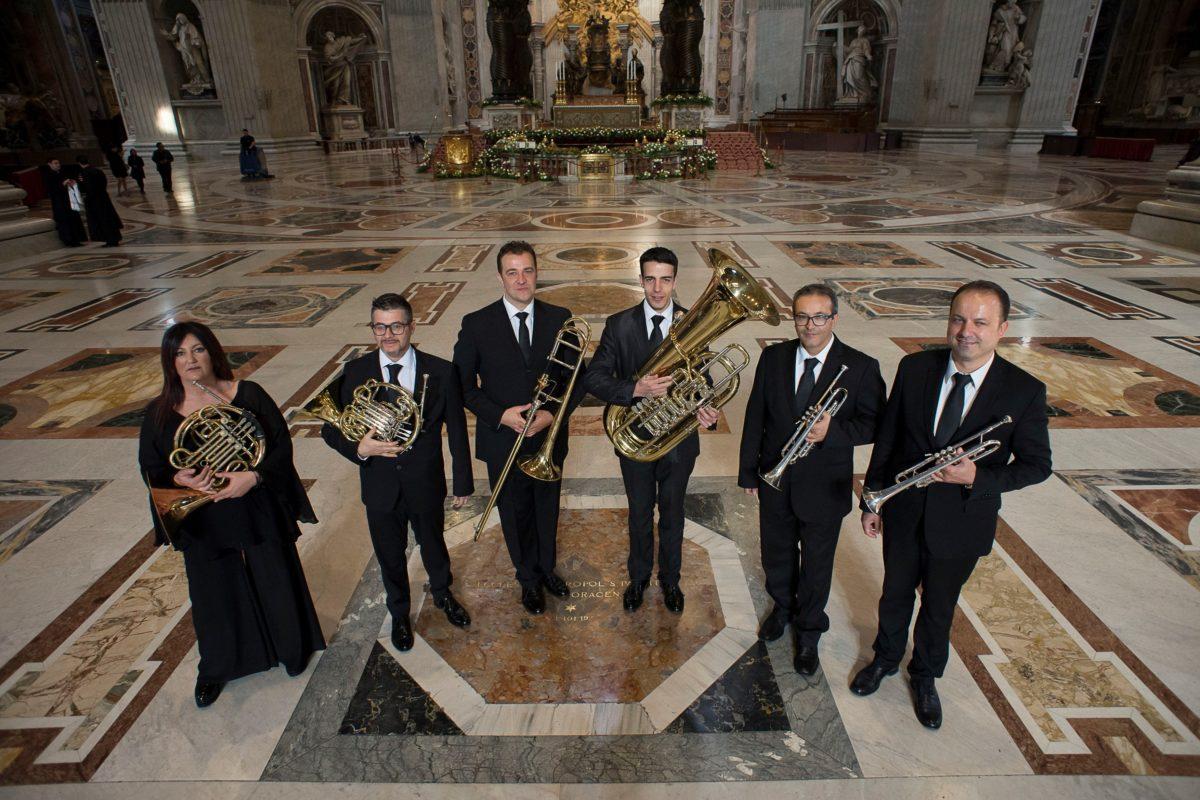 Ottoni della Cappella Musicale Pontifica Sistina