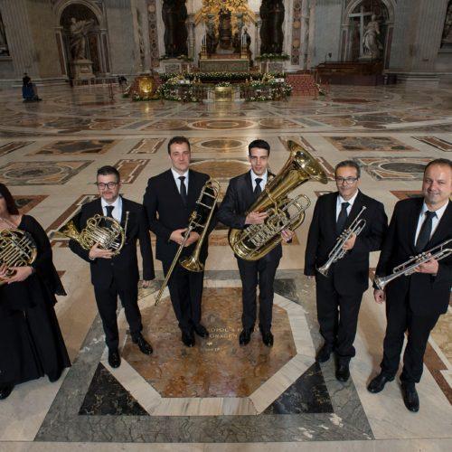 XXV Rassegna di Musica Antica: Ottoni della Cappella Musicale Pontificia Sistina