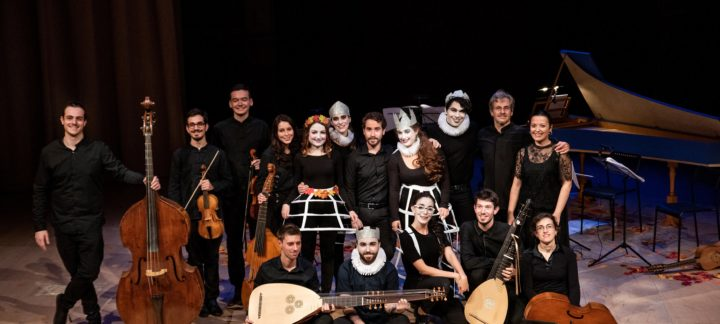 """XXV RASSEGNA DI MUSICA ANTICA: Stradella Young Project in """"Il Moro per Amore"""" di Alessandro Stradella"""