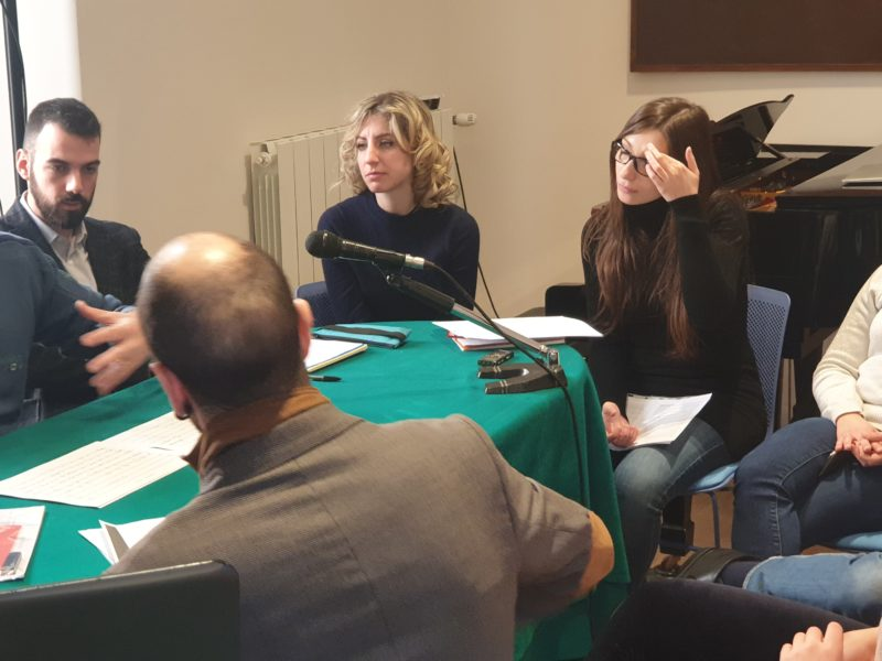 workshop Alessandro Solbiati