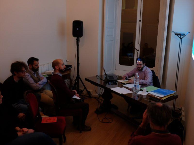 Workshop Francesco Fontanelli