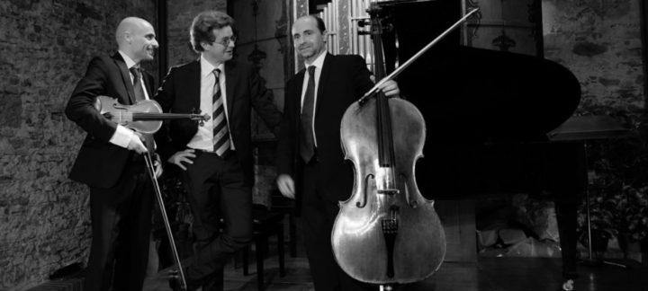 Trio Duccio Ceccanti, Vittorio Ceccanti e Matteo Fossi